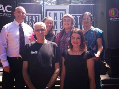 The Queensland AIDS Council has launched Clinic 30