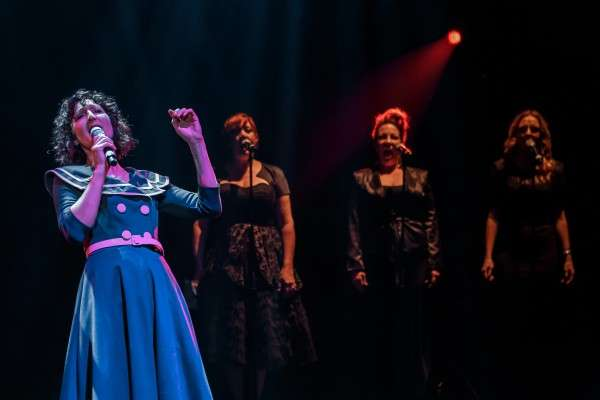 """A selection of Queensland's female singers will take the Judith Wright Centre by storm for the highly anticipated return of """"Women in Voice"""" this October."""