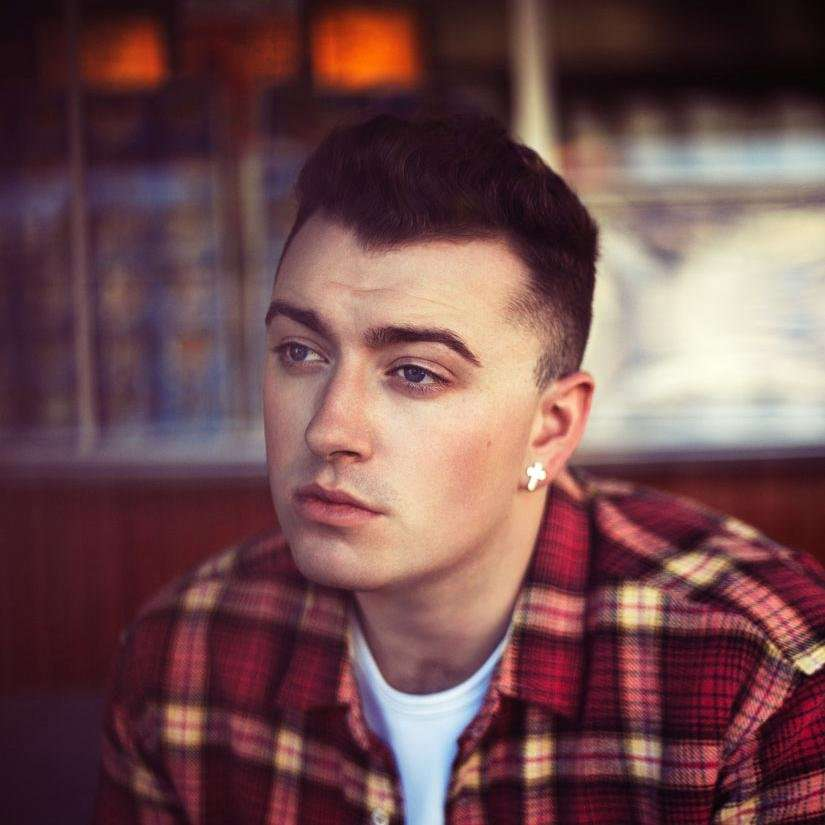 singer Sam Smith Gay British singer