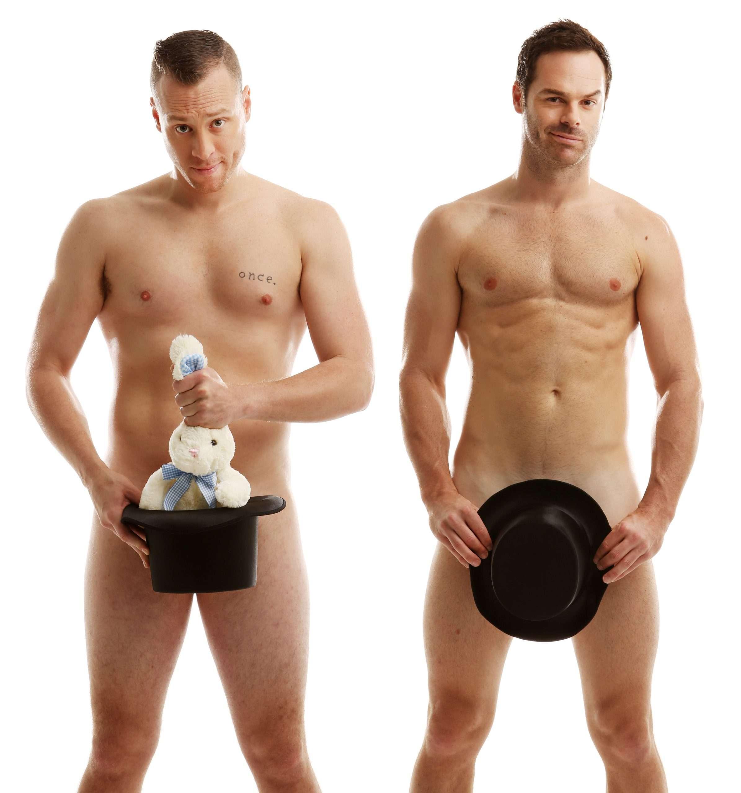naked magicians christopher wayne mike tyler