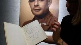 Alan Turing World War II