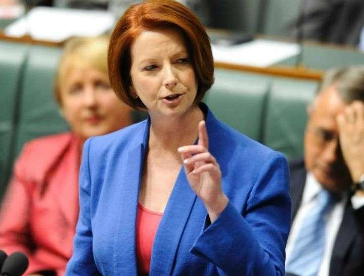 Julia Gillard Change opinion SSM