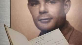 Alan Turing's letters