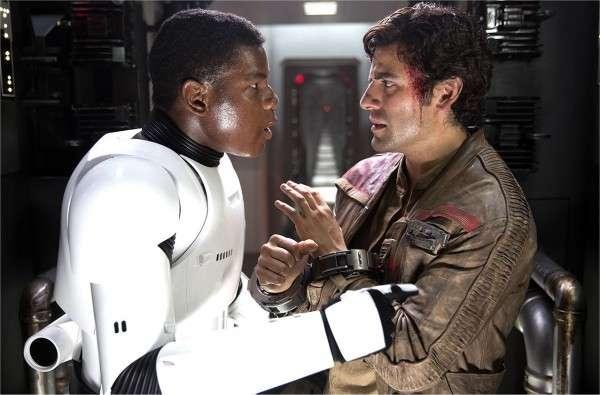 star wars gay romance episode iv the force awakens poe dameron
