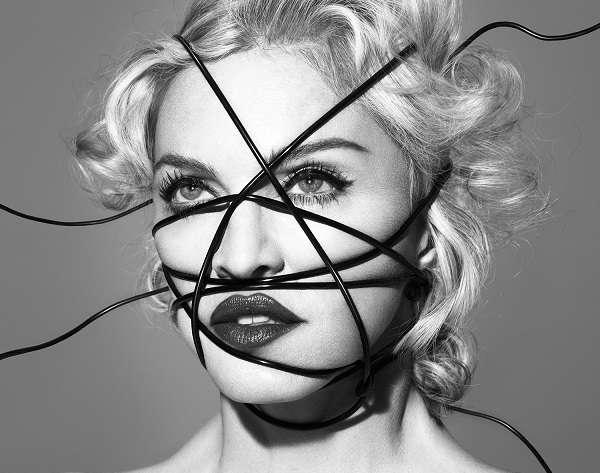 Madonna Rebel Heart Cover