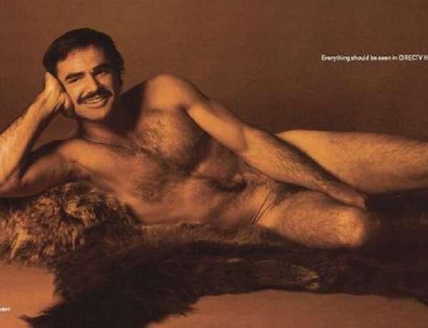 Burt Reynolds Cosmopolitan Centrefold