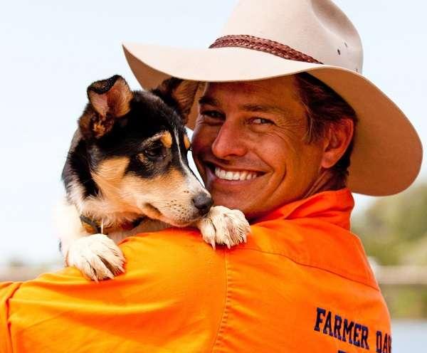Farmer Dave Graham