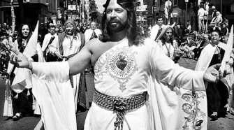 Ramón Fossati, Jesus actor