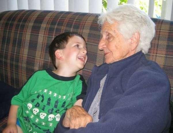 PFLAG Grandparents in 'Brag Book'