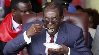 Robert Mugabe, Zimbabwe president, celebrated his 92nd birthday isn't showing any signs of slowing down on his rampant and infamous homophobia.lgbt people