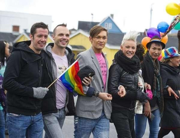 Greenland Gay Pride 2012
