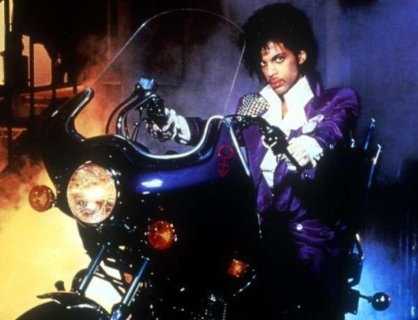 Prince in 1984 film Purple Rain