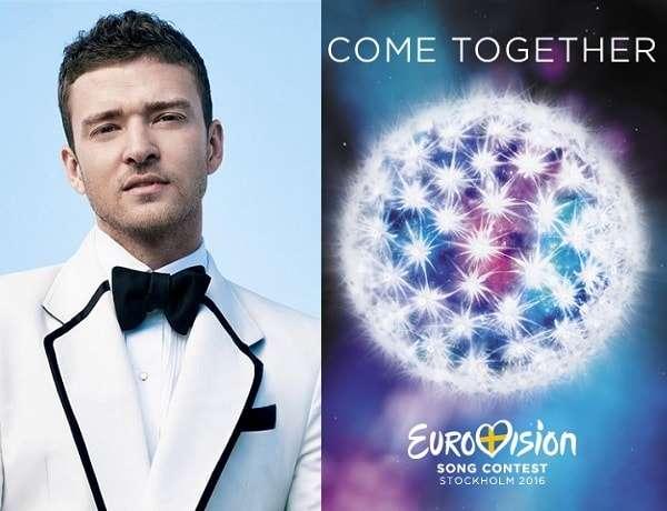 Justin Timberlake To Perform At Eurovision