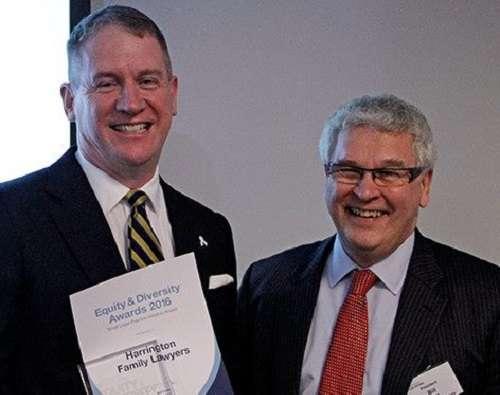 Stephen Page Wins QLS Diversity Award