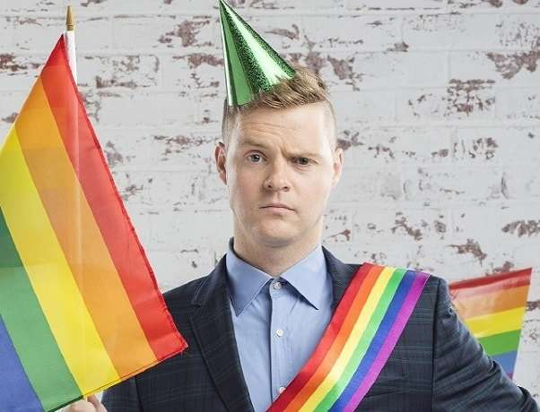 Tom Ballard Calls for Axing of Queensland's Gay Panic Laws