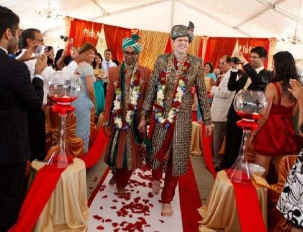 Hindu Parents Throw Son A Fabulous Wedding