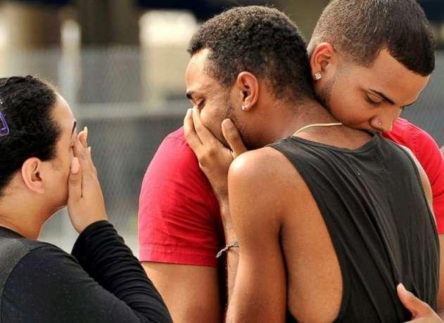 Orlando Gay Bar Shooting