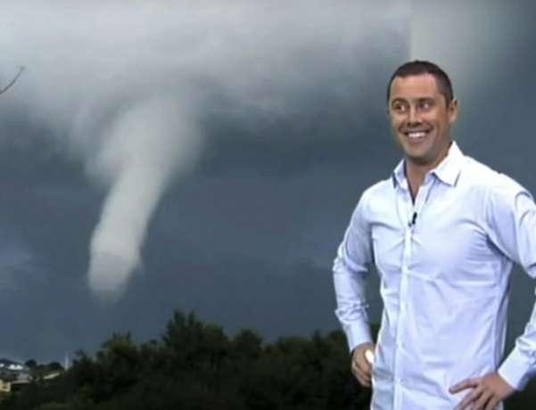 New Zealand Weatherman Penis Photo