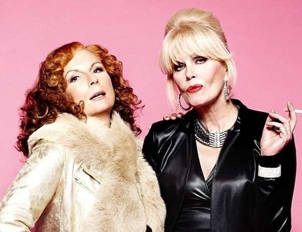 Joanna Lumley Says Patsy Stone Is Transgender