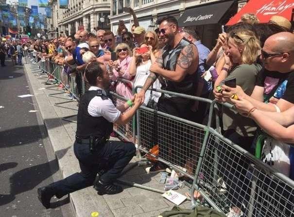 London Pride Police Proposals