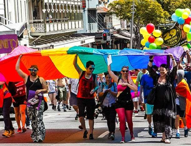 2015 Brisbane Pride Festival March-min