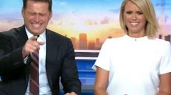Karl Stefanovic Apologises Tranny Jokes