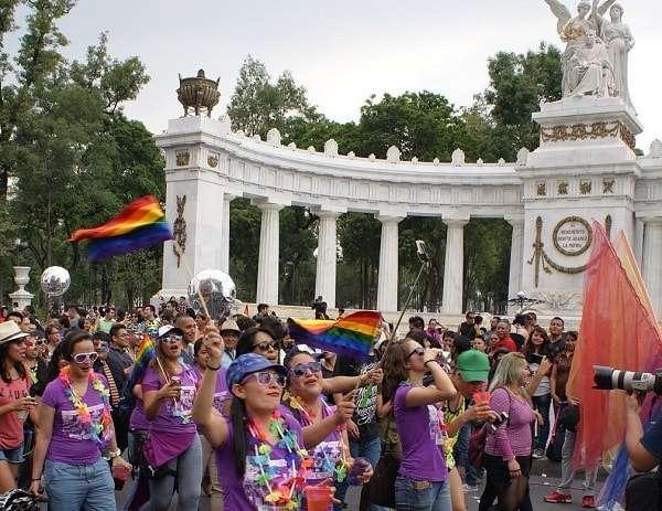 Mexico Pride Parade WEB