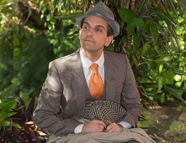 Nash Theatre Harvey - Daren King as Elwood P. Dowd WEB
