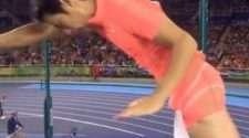 Pole Vaulter penis Hiroki Ogita