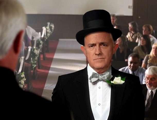 Malcolm Turnbull PFLAG Ad