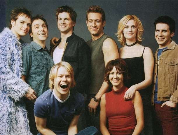 Queer As Folk Cast Shot