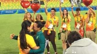 Rio Proposal - Isadora Cerullo Twitter Photo