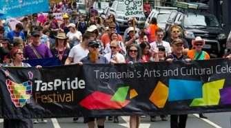 Tasmanian Pride Festival Facebook Photo