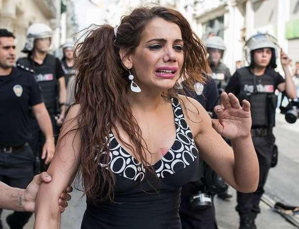 Turkey Trans Murder - Hande Kader