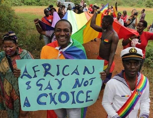 Uganda Pride Parade 2012