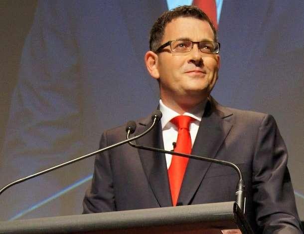 Victorian Premier Daniel Andrews
