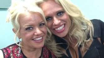 Beccy Cole and Libby O'Donovan WEB