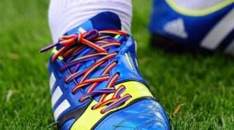 Gay Footy rainbow laces premier league