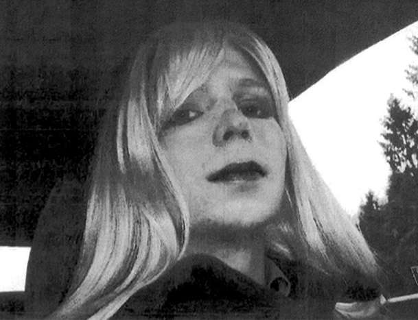 trans-phobia manning release from prison