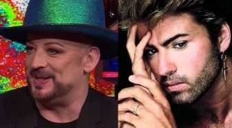 Feud 80s Boy George George Michael