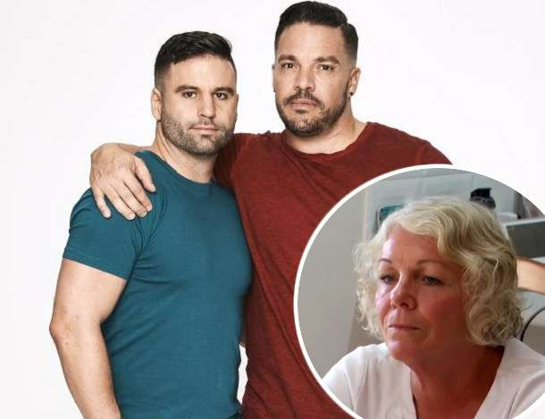bride and prejudice gay couple grooms anti-gay mum queensland