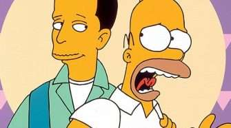 the simpsons gay episode homer's phobia gay john waters