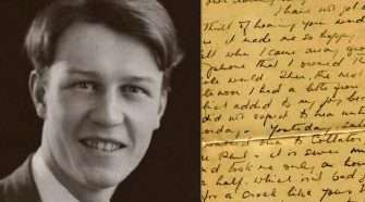 world war ii gilbert bradley love letters gay couple same-sex couple