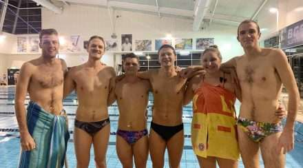 Local water polo team the Brisbane Barracudas took home the National Water Polo League's Pride Cup in Fortitude Valley last Saturday. Brisbane Tritons