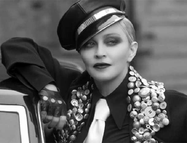 Madonna International Women's Day Film