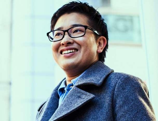 Tomoya Hosoda Trans man transgender
