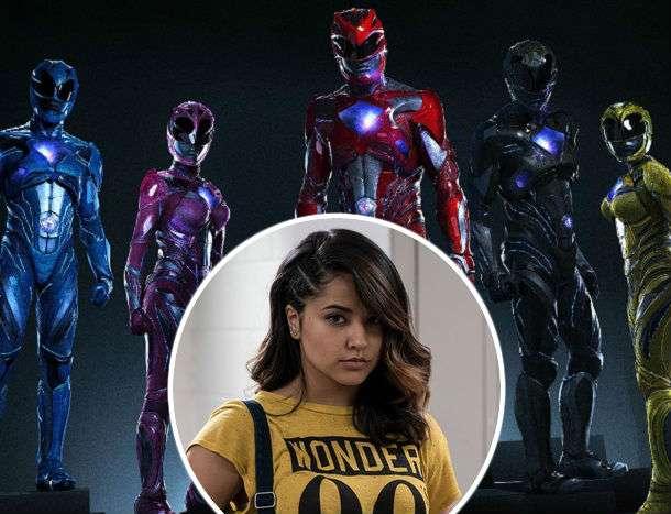 Power Rangers Gay Reboot