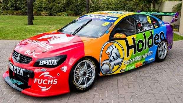 Brad Jones Racing Holden