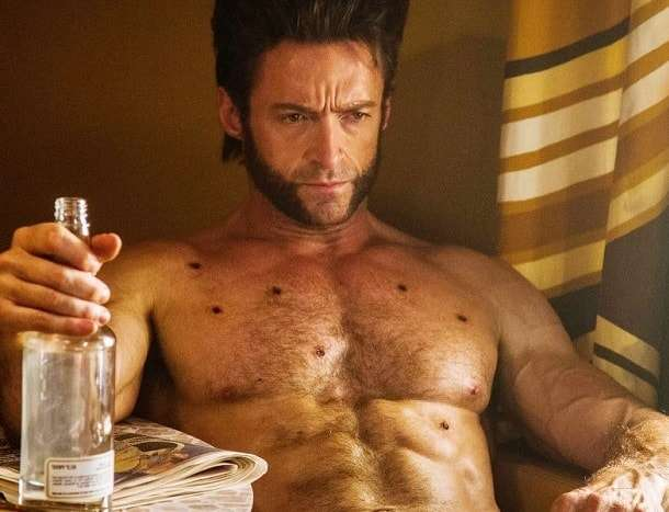 Hugh Jackman Nude Scenes