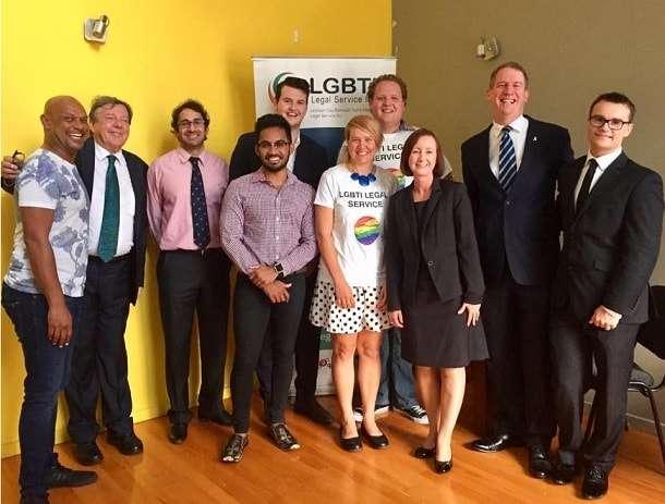 LGBTI Legal Service